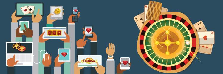 spillemaskine apps til smartphone