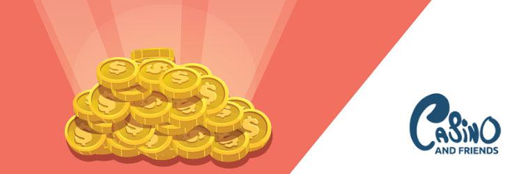 Casino and Friends Bonus