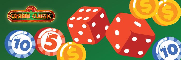 CasinoClassic Bonus