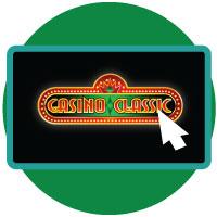 CasinoClassic Bonuus
